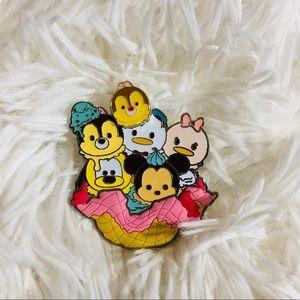 Disney Hong Kong Tsum Tsum ice cream pin